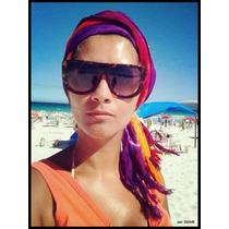 # Óculos De Sol Vintage, Oversized, Sabrina Sato Céline #