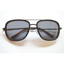 Óculos Estilo Aviador Polarizado Fem Masc P Sol Barato