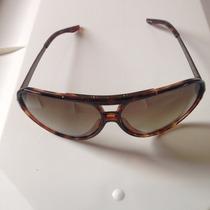 Oculos De Sol Armani Exchange Marrom