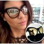 Óculos Chanel Gold