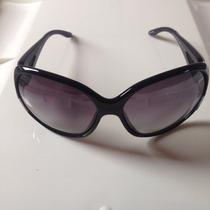Oculos De Sol Armani Exchange Preto