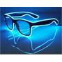 Óculos Balada Rave Psicodelica Nigth Neon Luz Florescente