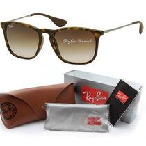 Ray Ban Chris Rb 4187 Rayban Várias Cores Óculos + Frete