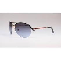 Oculos Sol Michael Kors Aviador M2068 Na Cx Original