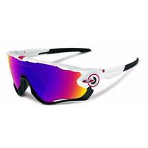 Óculos Cilclismo Bike Jawbreaker 5 Lente Uv, Pronta Entrega