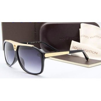 Óculos Louis Vuitton Evidence Original Fotos R Sedex Grátis