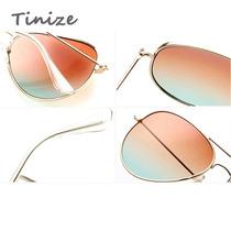 R Marca Designer Homens Mulheres Aviador 3025 Óculos