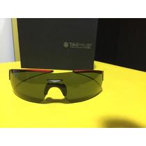 Óculos De Sol Tag Heuer Squadra Vermelho Preto Usado Th5501