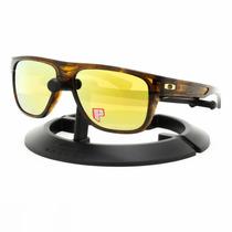 Oculos Oakley Breadbox Tortoise 24k Pol Frete Gratis Em Maos