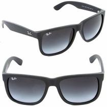 Óculos Rb4165 Justin Wayfarer Emborrachado (promoção)!