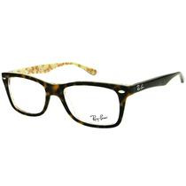 Óculos Ray Ban Rb 5228 Wayfarer Feminino Original