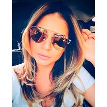 Óculos De Sol Feminino So Real Várias Cores + Case