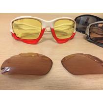 Três (3x) Óculos Oakley Jawbone + 1 Lente