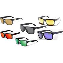 Oculos Holbrook 100% Polarizado Com Teste + Brinde.