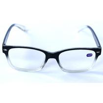 Óculos Para Leitura Pronta Entrega Grau +3.50, Armação Preta