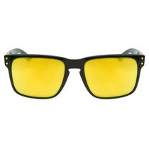 Óculos De Sol Masculino Oakley Holbrook Polarizado Original