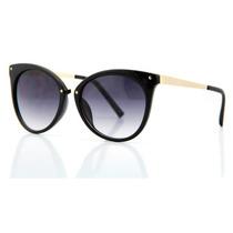 Óculos De Sol Feminino Aevogue Fashion Estilo Gatinho