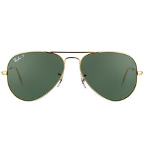 Óculos De Sol Ray Ban Aviator Large Metal Rb3025 001/58 62 3