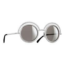 Oculos Chanel Feminino Ch9521 Redondo Original