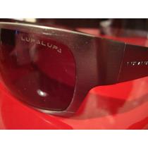 Óculos Lupa Lupa, Aluminiun E Policabornato Lens - Original