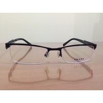 Armação Para Óculos De Grau Prada Frete Grátis