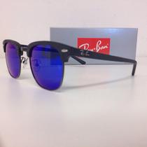 Oculos De Sol Rayban Clubmaster 3016- Grantia + Frete Free