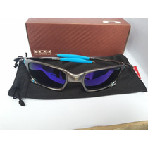Oakley X Metal ,romeo 2 Juliet ,24k Azul