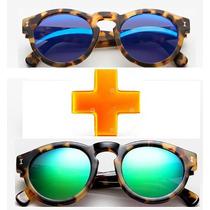 Óculos De Sol Feminino Illesteva Pague 1 Leve 2 Varias Cores