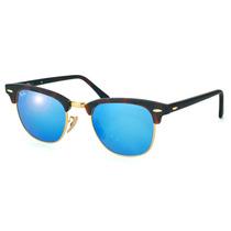 Óculos De Sol Ray Ban Clubmaster Rb3016 1145/17 - Tam.: 51 M