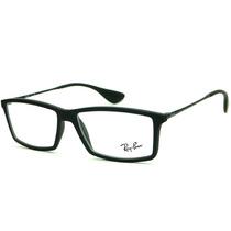 Ray Ban Rb 7021 5364 Armação Para Óculos De Grau Masculina