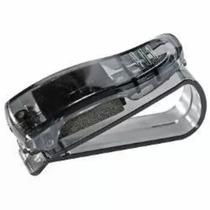 Porta Óculos Veicular Suporte Quebra Sol Para Óculos