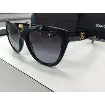 Oculos Solar Doce & Gabbana Dg6087 501/8g Made In Italy