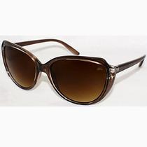 Óculos De Sol Sun John Cloeh Caramelo
