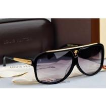 Óculos Louis Vuitton Evidence Ray Ban Mascara Aviador Justin