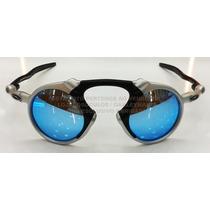 Oculos Madman Plasma Lente Ice Thug Polarizada Uv/uva 40