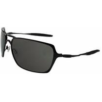 Oculos Oak Inmate Polished Black Polarizado + Frete Gratis