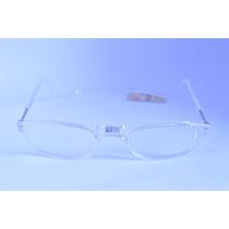 Óculos Armação Magnética Transparente Leitura +2,5