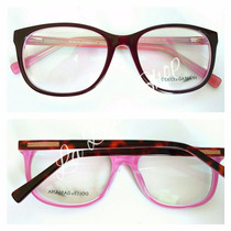 Armação Óculos De Grau Acetato Feminino Dg2518