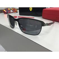Oculos Solar Oakley Ferrari Tinfoil Polarizado 006018-06