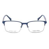 Óculos De Grau Calvin Klein Ck5409 Azul