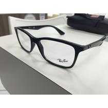 Oculos Receituario P/grau Ray Ban Rb 7047 2000 56 Original