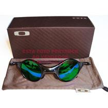Oculos Mars Carbon Lente Esmeralda Polarizada Uv/uva 400