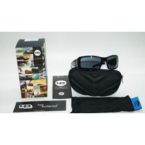 Óculos De Sol Hb G-tronic Preto Brilhante (gloss Black)