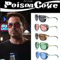 Óculos De Sol Estilo Matsuda Iron Man Robert Downey Jr.
