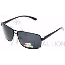 Óculos Modelo Italiano De Sol Masculino Polarizado Uv400
