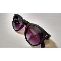 Óculos De Sol Novo Modelo Feminino Lentes Escura Fotos Reais