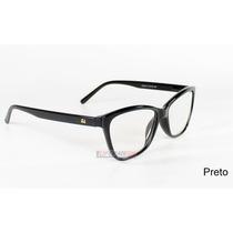 Armação Oculos Grau Ana Hickman Ah6197 Óculos Barato Acetato