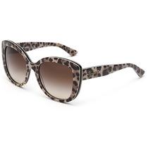 Óculos De Sol Dolce & Gabbana Dg4233 2870/13 - Tam.: 53 Mm