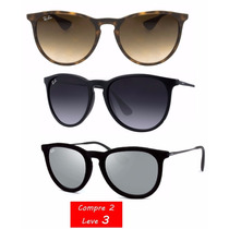 Óculos Rayban Rb4171 Erika - Compre 2 Leve 3 Frete Free