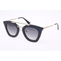 Oculos Pra-da 9855 Pr09q Gatinho Luxo Frete Gratis